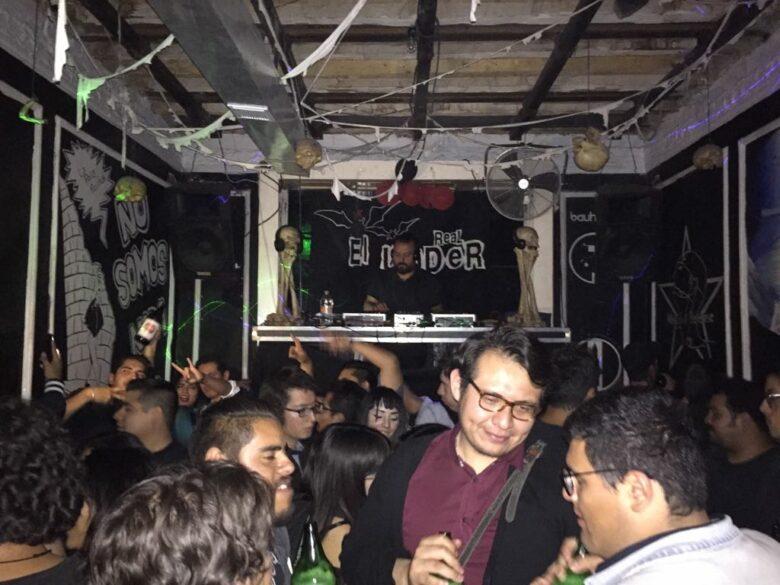 El Real Under Mexico City