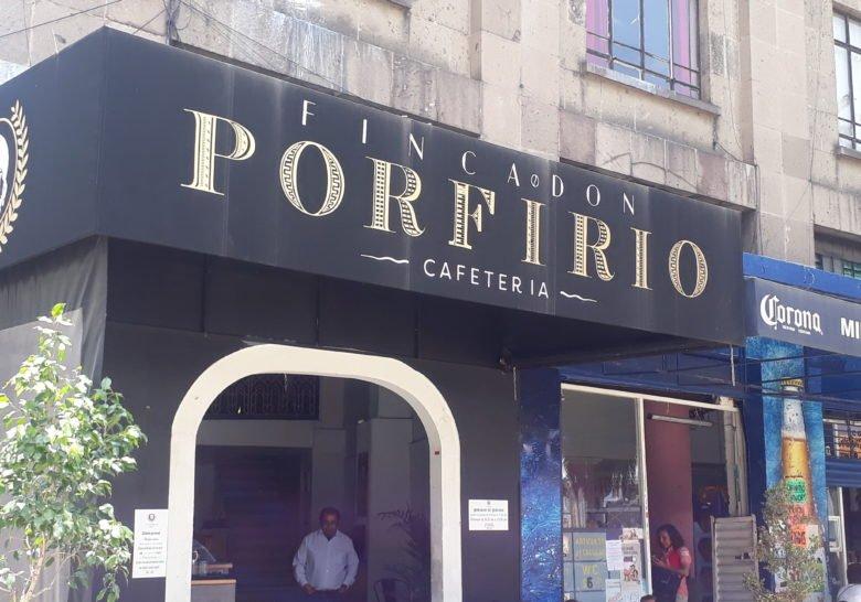 Finca Don Porfirio Mexico City