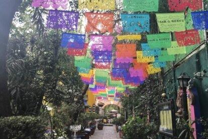 Hacienda de Cortes Mexico City