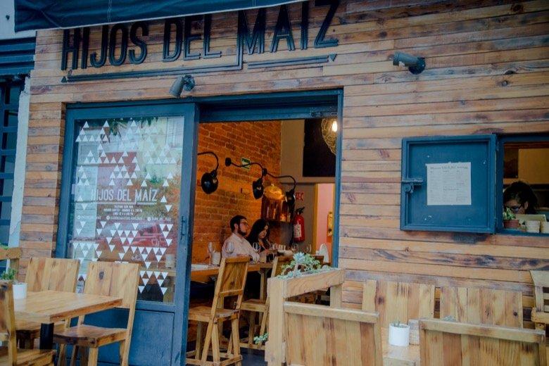 Hijos del Maíz Mexico City