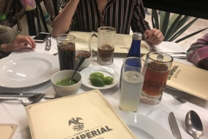 La Imperial Cantina Mexico City