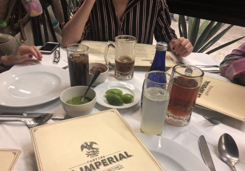La Imperial Cantina – New favorite cantina