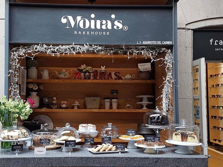 Moira's Bakehouse Mexico City