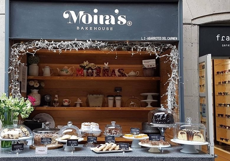 Moira's Bakehouse Mexico City