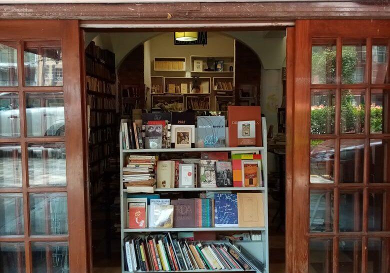 Murciélaga Librería Mexico City