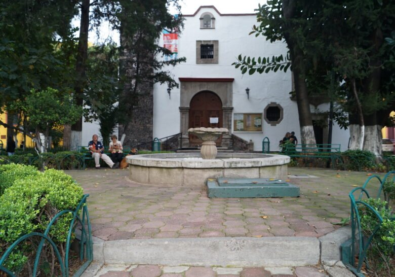Plaza de la Romita Mexico City