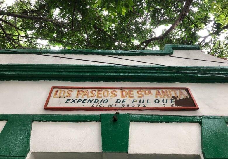 Pulquería los Paseos de Sta. Anita Mexico City