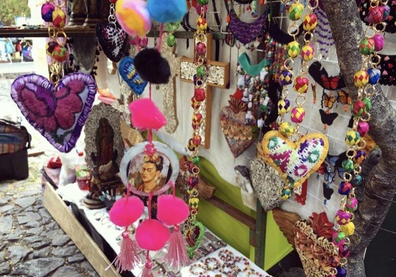 Saturday Bazaar Mexico City