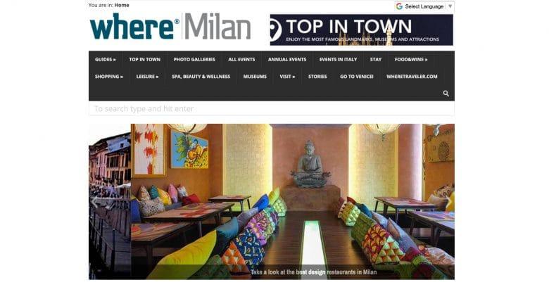 Where Milan blog