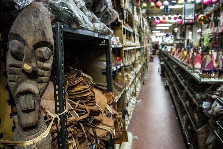 African Oriental Craft Milan