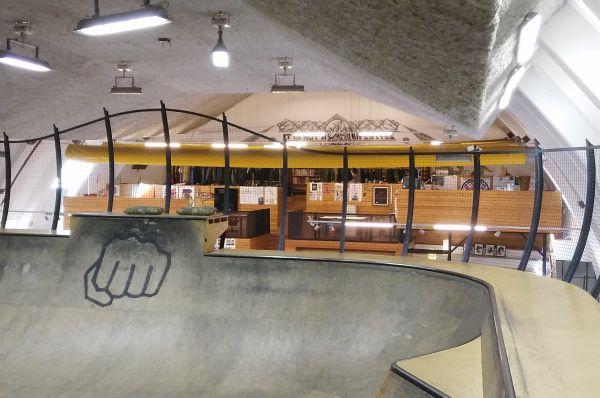 Bastard Store – Skaters' paradise