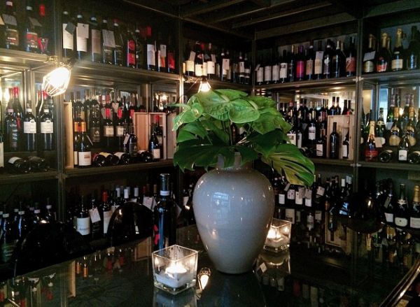 Bicerin – Beautiful wine bar