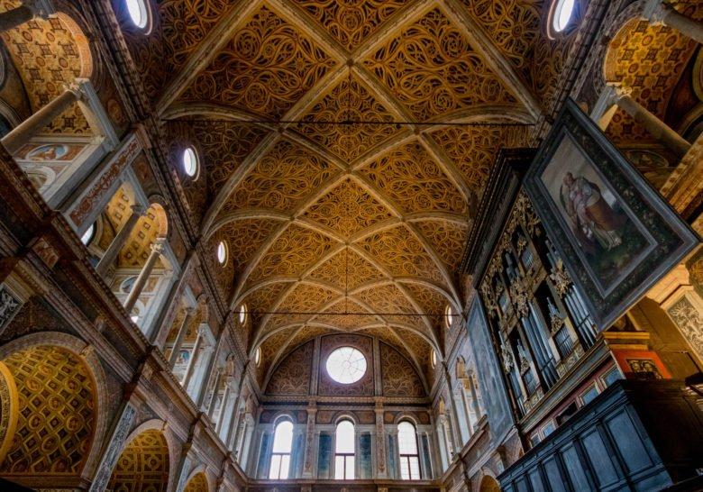 Church of San Maurizio Milan