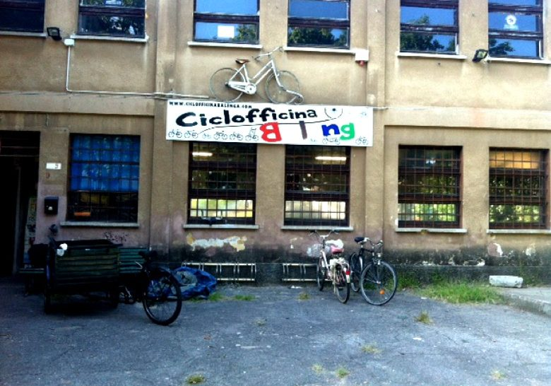Ciclofficina Balenga – Fix your own bike