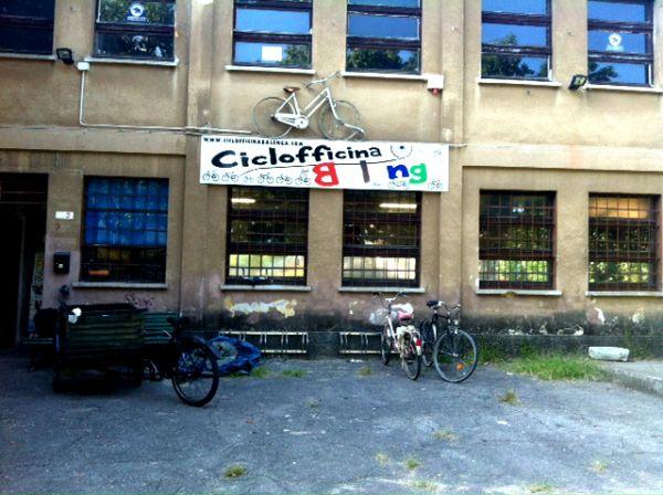 Ciclofficina Balenga Milan