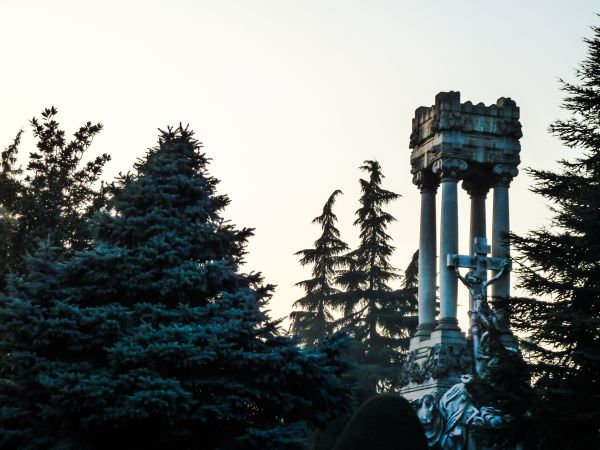 Cimiterio Monumentale Milan