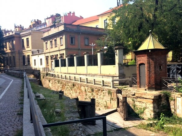 Conca dell'Incoronata Milan