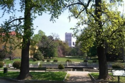 Giardini della Guastalla Milan