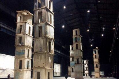 Hangar Bicocca Milan