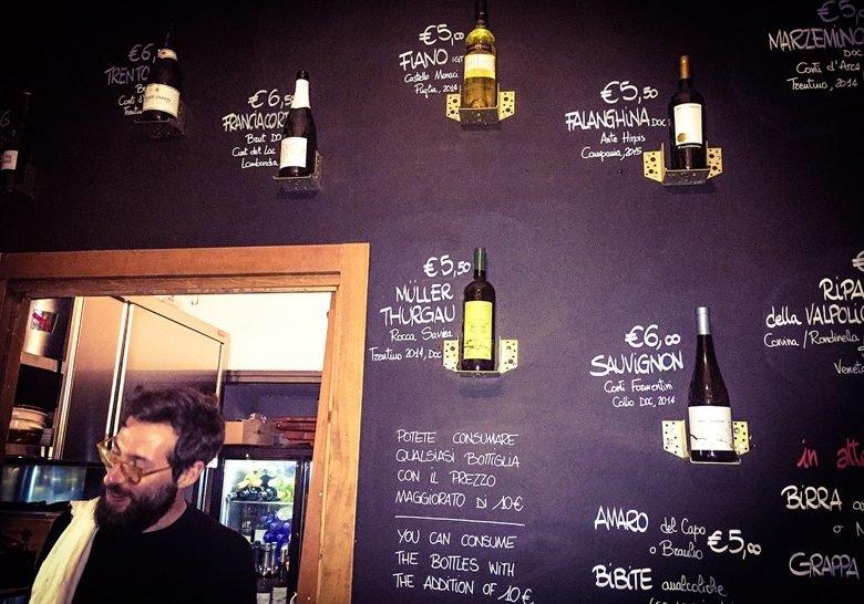 Il Vinaccio Milan
