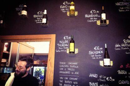 Il Vinaccio – Cosy neighbourhood wine bar