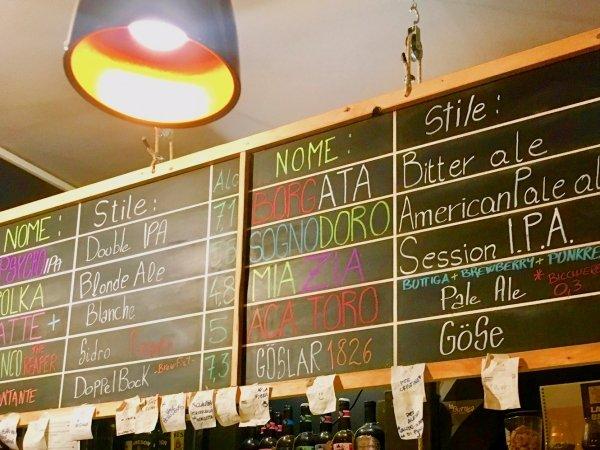 La Buttiga Beer Room Milan