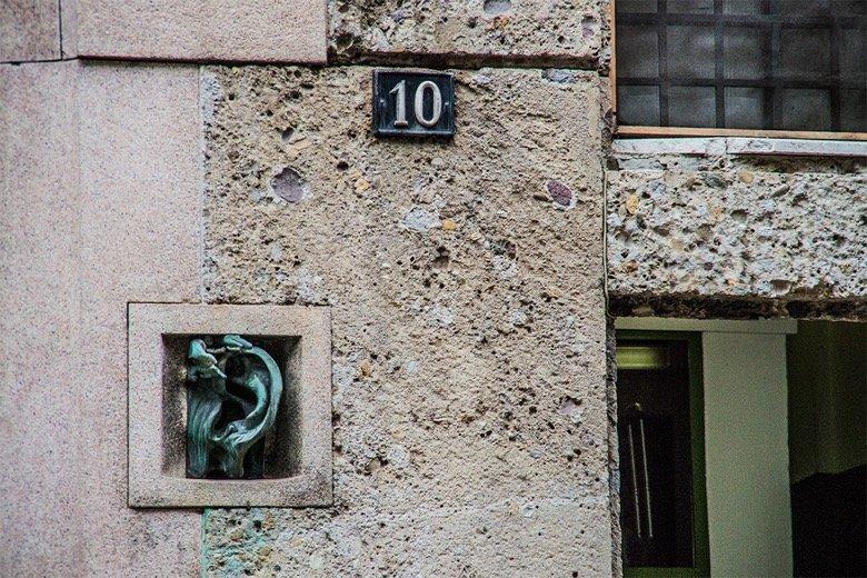 La Casa con l'Orecchio Milan