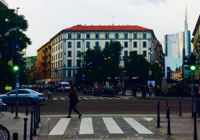 Largo La Foppa Milan