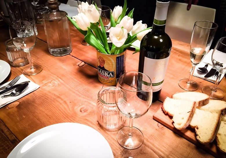 Ma' Hidden Kitchen Supper Club Milan