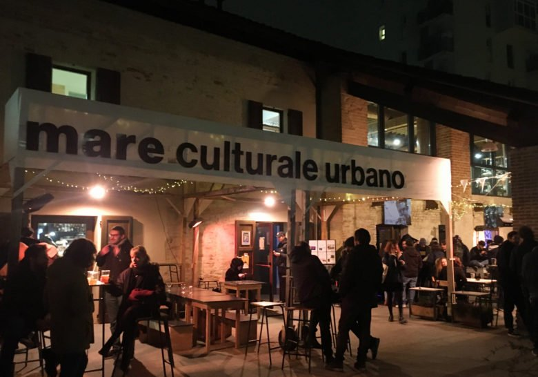 Mare Culturale Urbano Milan