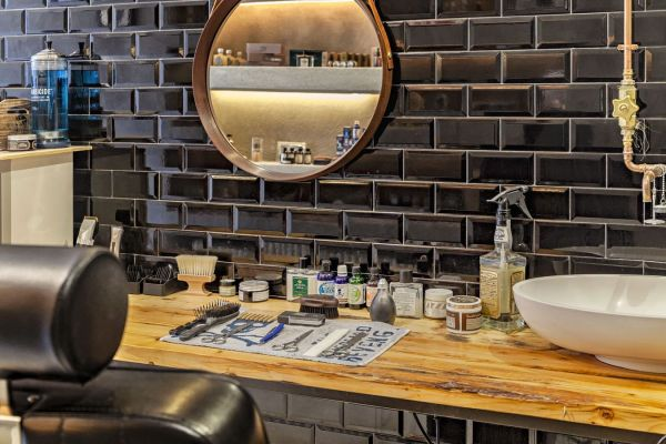 Mario's Barber Shop Milan