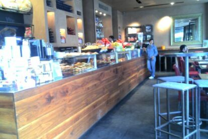 Pandenus – Aperitivo at the bakery