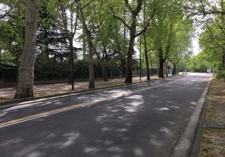 Parco Sempione Milan