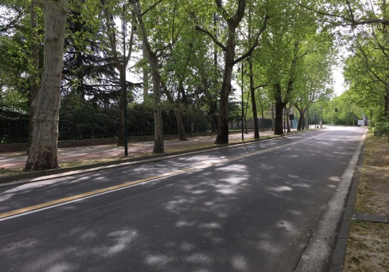 Parco Sempione – Best jog ever