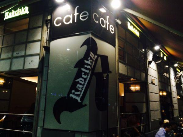 Radetzky Cafe Milan