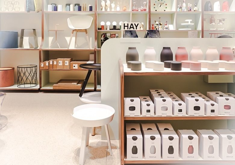 Rinascente Design Supermarket Milan