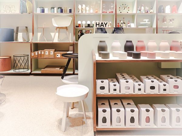Rinascente Design Supermarket Milan