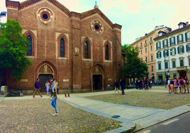 S.Maria Incoronata Milan