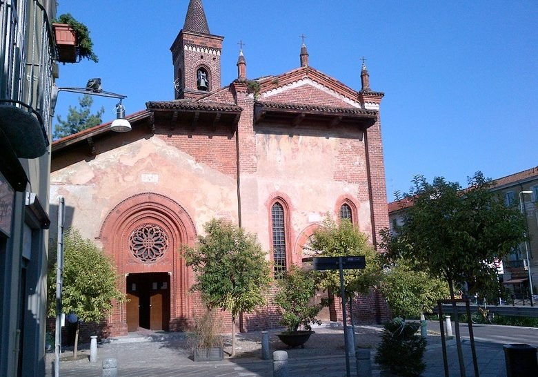 San Cristoforo Church – Old Milan