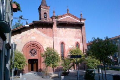 San Cristoforo Church Milan