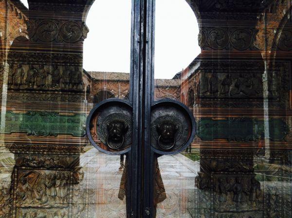 Sant Ambrogio complex Milan