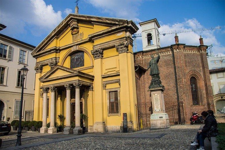 Santa Maria Podone Milan