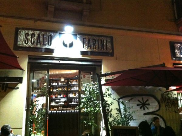 Scalo Farini Milan