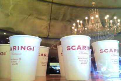 Scaringi – One of the best cappuccinos in town