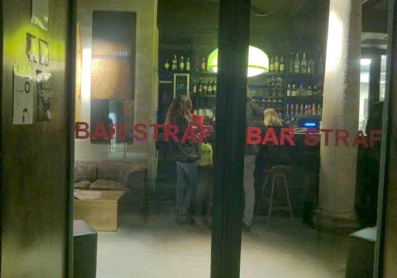 Straf Bar – Unexpectedly cool