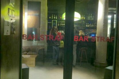 Straf Bar – Unexpectedly cool