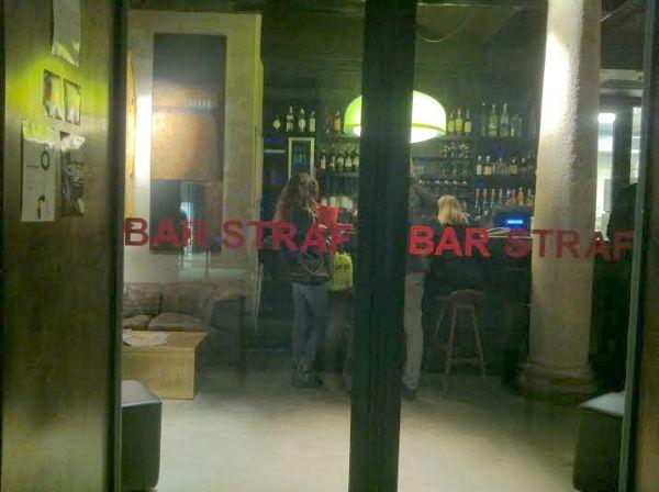 Straf Bar Milan