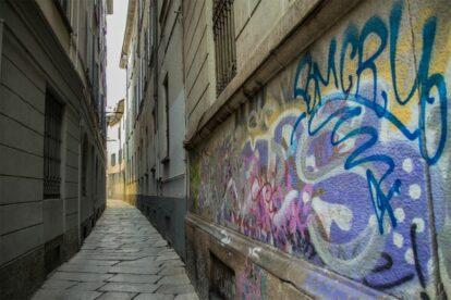 Via Bagnera Milan