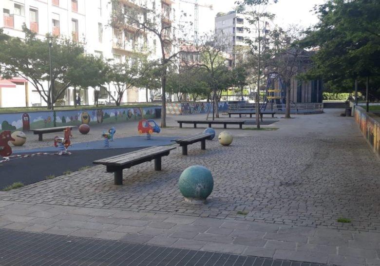 Via Cesariano Milan