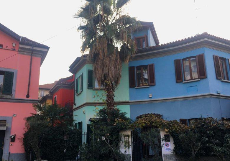 Via Lincoln Milan